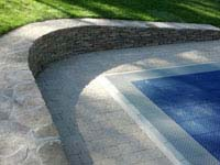 Your game court can be part of a larger landscape or hardscape project in Massachusetts.